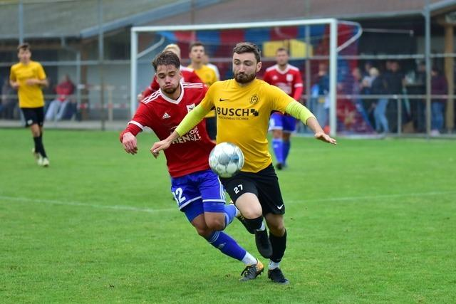 Wyhl kassiert beim Derby in Wagenstadt das 1:1 in der Nachspielzeit