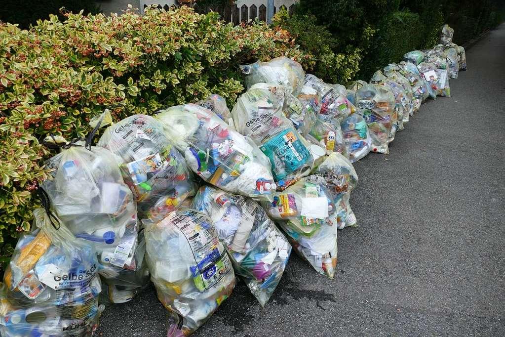 Stadt Rheinfelden bittet um mehr Müll-Disziplin - Rheinfelden...