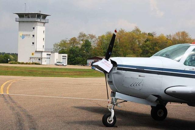 Riesterer: Ausweitung des Flugbetriebes in Bremgarten ist nicht geplant