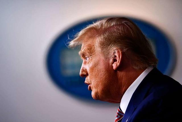 US-Präsident Trump soll jahrelang kaum Steuern gezahlt haben