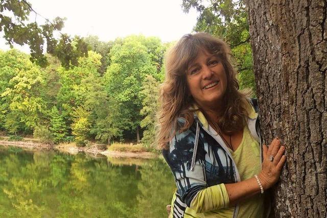 Elke Schmidt will Kinder weg von der Playstation in die Natur holen