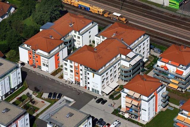 Sieben Corona-Fälle im Pflegezentrum Rheingarten in Rheinfelden
