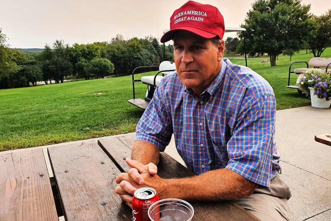 Hält die Debatte über Corona für Panikmache: der Republikaner Terry Dittrich  | Foto: Frank Herrmann