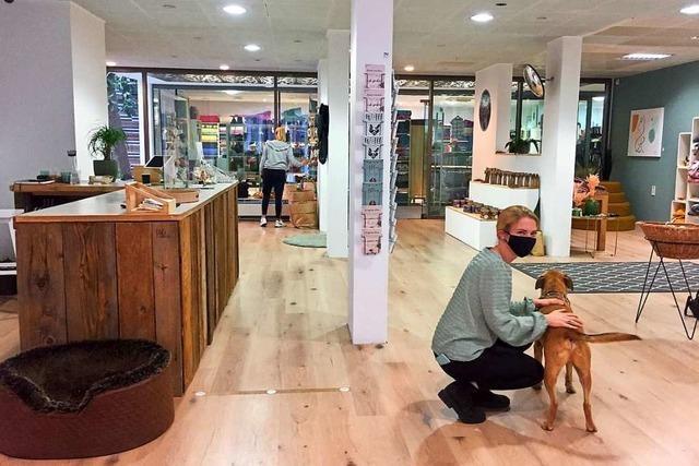 Neueröffnung: In der Konviktstraße verkauft eine junge Freiburgerin Hundeaccessoires