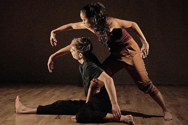 Eine Tanzperformance über die Heimkehr