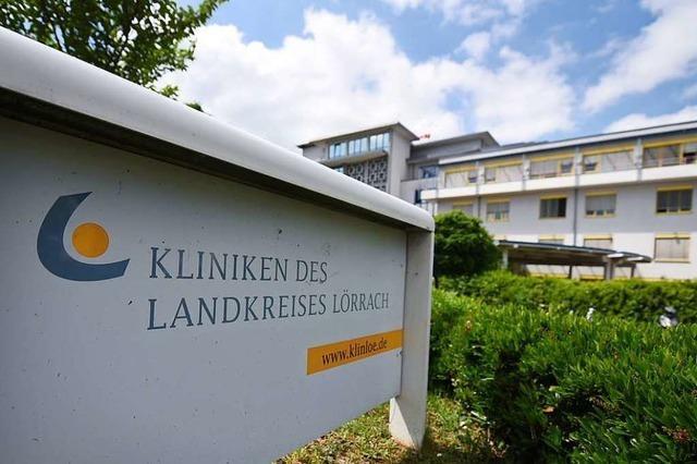 Klinikum bestätigt zwei Corona-Fälle am Lörracher Kreiskrankenhaus