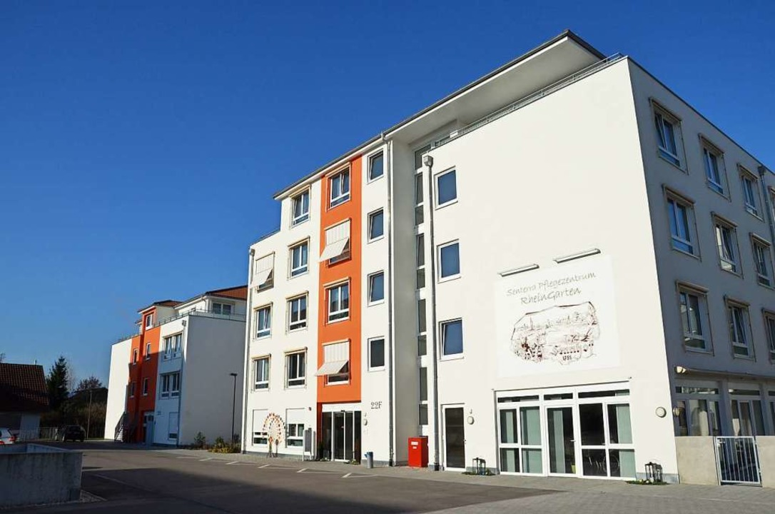 Das Pflegezentrum in Rheinfelden (Archivbild)  | Foto: Peter Gerigk
