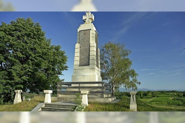Vom Denkmal zum Mahnmal