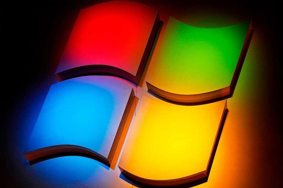 Entscheidung über Microsoft-Produkte  noch nicht getroffen  | Foto: ROBYN BECK (AFP)