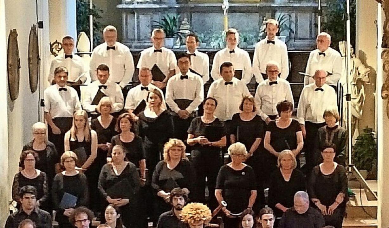 Hat Singen im Chor noch Zukunft? Auch ...urde bei der Diskussion nachgegangen.   | Foto: Susanne Ramm-Weber