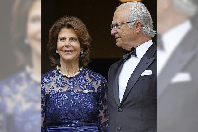 Staatshilfe für Schwedens Königshaus
