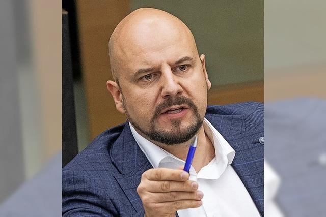 AfD-Landtagsfraktion wirft Stefan Räpple raus
