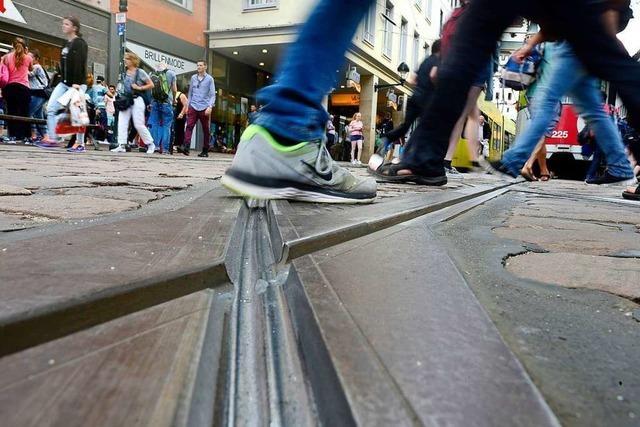 Streik lähmt Freiburgs Nahverkehr – lange Staus am Dienstagmorgen