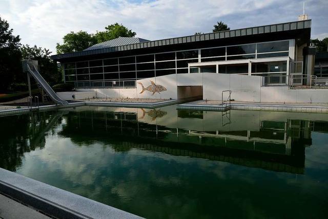 Das Umkircher Hallenbad wird endgültig geschlossen