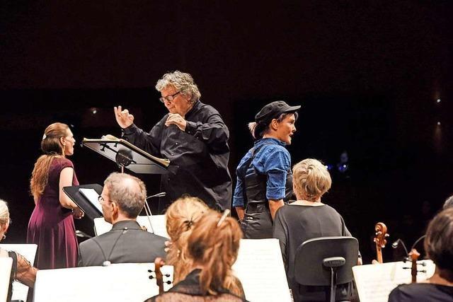 Das Freiburger Barockorchester hat mit Beethovens
