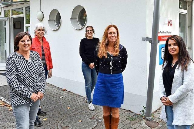 Freiburger Helfer sind da, wenn's bei Flüchtlingen klemmt