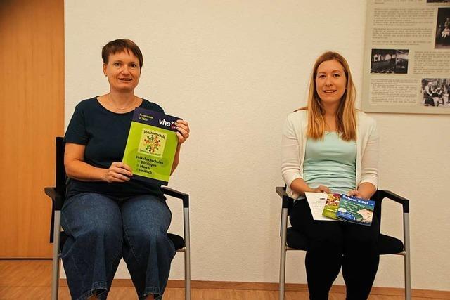 Mit Christiane Geppert und Lena Dold kommen zwei neue Gesichter ins Bötzinger Rathaus