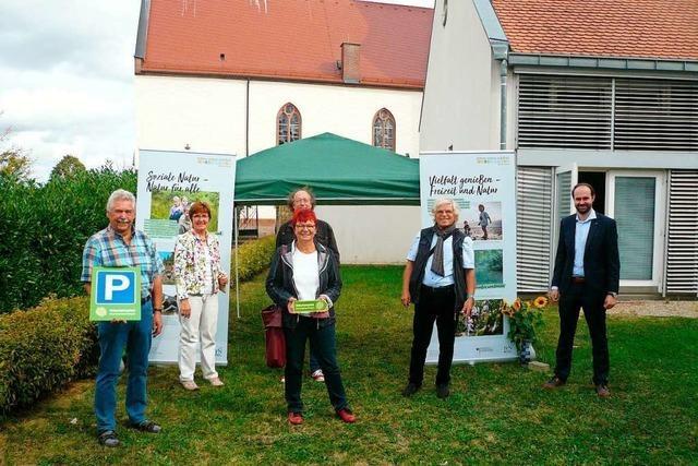 Wanderausstellung zur biologischen Vielfalt im Gemeindehaus Schallstadt beginnt