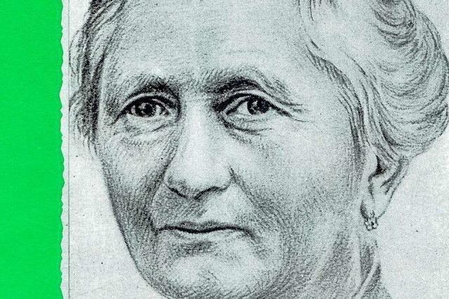 Maria Krauseneck war überzeugte Demokratin und Helferin