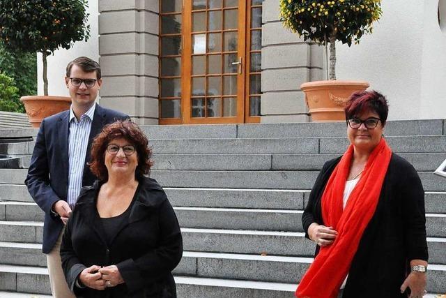 Grünenabgeordnete Mielich nimmt positiven Eindruck aus Badenweiler mit