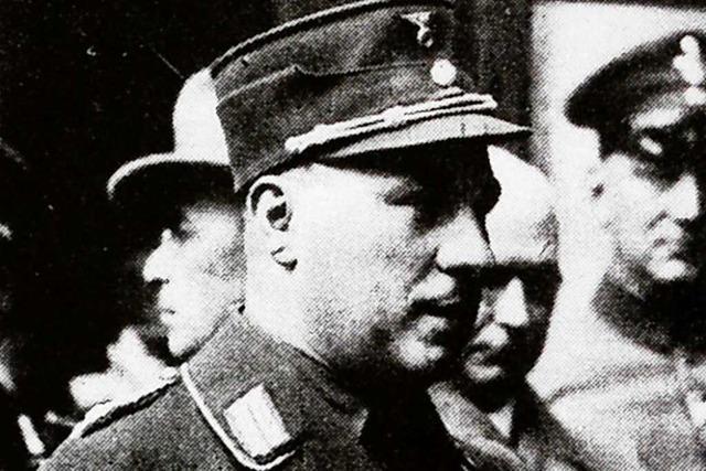 Wer ermordete Freiburgs Nazi-Oberbürgermeister Franz Kerber?