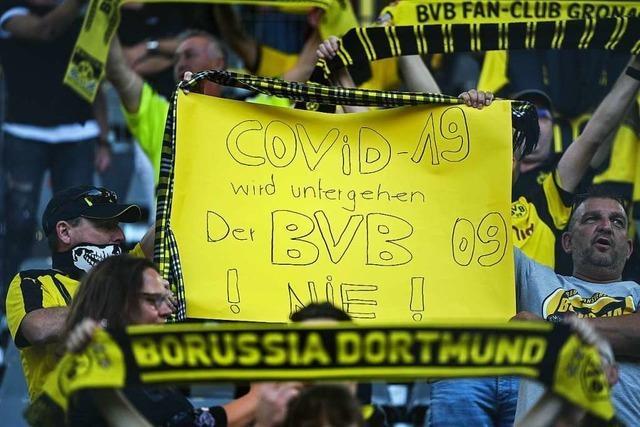BVB lässt 11.500 Zuschauer beim Spiel gegen Freiburg ins Stadion