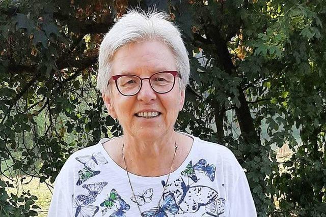 Die Leiterin des Scheffel-Gymnasium Lahr ist verabschiedet worden