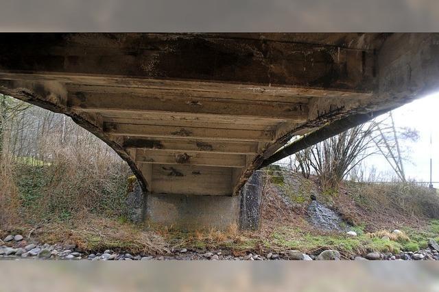 Neue Brücke in Gurtweil ist nicht vor 2022 fertig