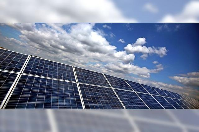 Mehr Strom mit der Sonne erzeugen