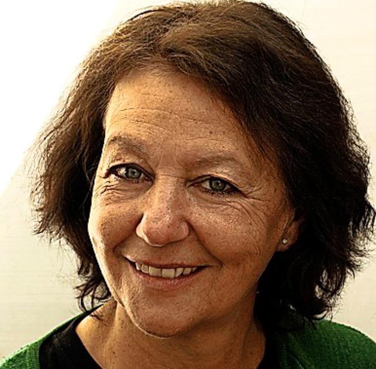 Ingrid Thalmaier  | Foto: Ute Kienzler