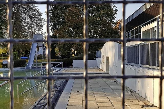 Umkircher Gemeinderat besiegelt das Ende des Hallenfreibads Aquafit