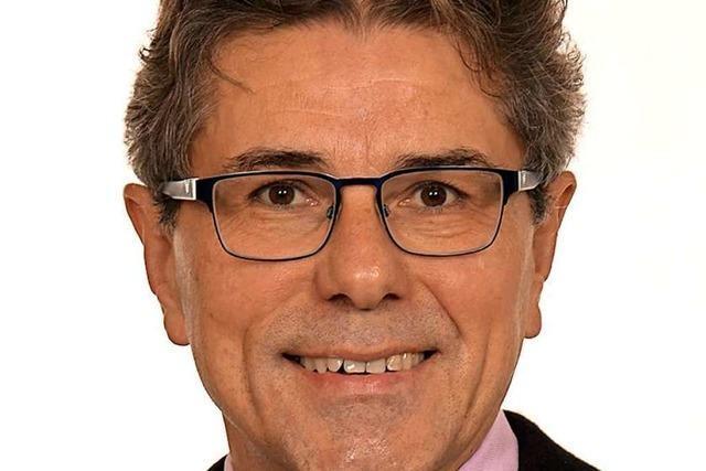 Buchenbachs Ex-Bürgermeister kandidiert in Steinmauern