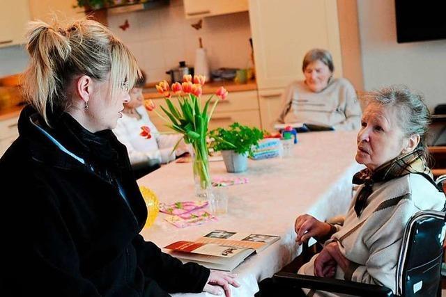 Koordinierungskreis soll entscheiden, wer in Gundelfinger Pflege-WG einziehen darf