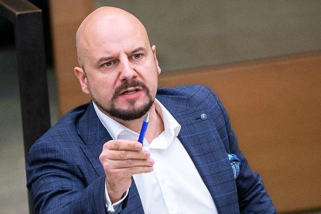 Stefan Räpple ist nach Umsturz-Rede nicht mehr Mitglied der AfD
