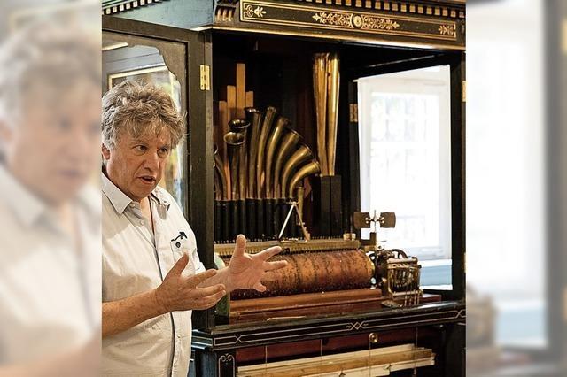 Neue Orgelprojekte geplant