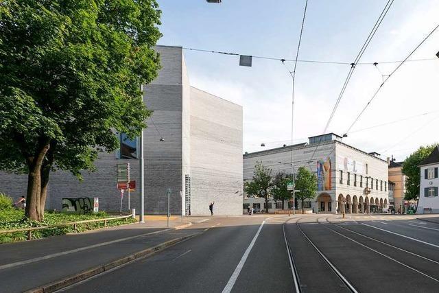 Haupt- und Neubau des Kunstmuseums sollen verbunden werden