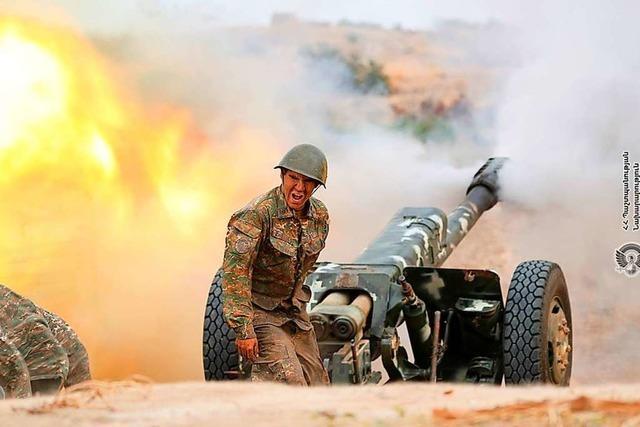 Eine gefährliche neue Dimension im Konflikt um Berg-Karabach