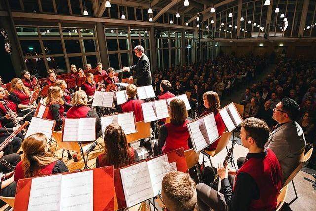 Ein Führungsquartett leitet nun die Orchestergemeinschaft Seepark