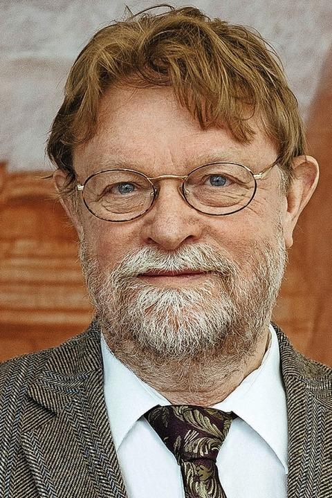 Uwe Lahl ist Ministerialdirektor und A... Verkehr des Landes Baden-Württemberg.  | Foto: Sebastian Berger