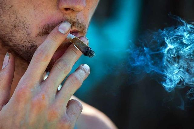 Wenn Marihuana das Leben im Griff hat