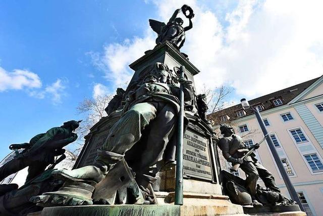 Der deutsch-französische Krieg vor 150 Jahren hinterließ viele Spuren in Freiburg