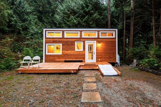 In Löffingen-Dittshausen soll es Tiny-Häuser für dauerhaftes Wohnen geben