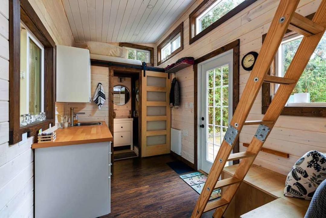 Wohnen auf kleinem Raum wird auch in Südbaden immer beliebter.  | Foto: Ppa5 (Adobe Stock)