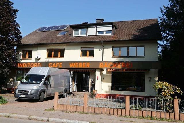 Bäckerei Kirschner zieht ins alte Café Weber in Müllheim