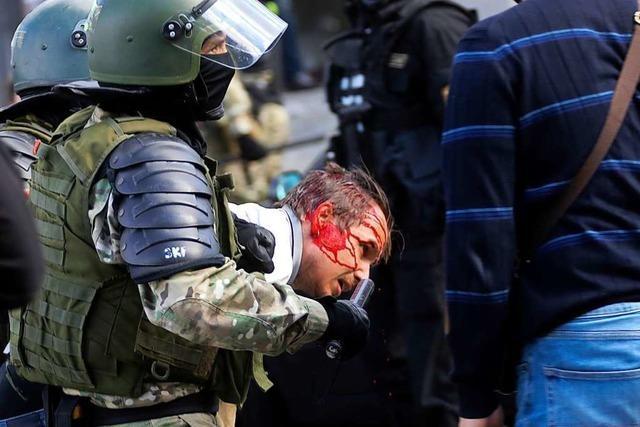 Folterungen in Minsk: