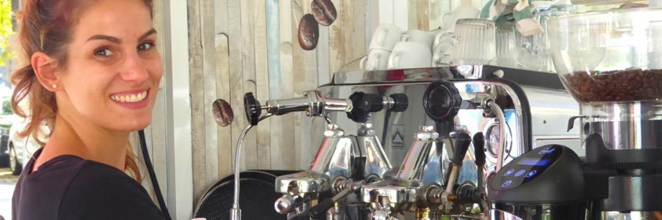 Neueröffnung: Das Cafémobil Apeccino nimmt Fahrt auf