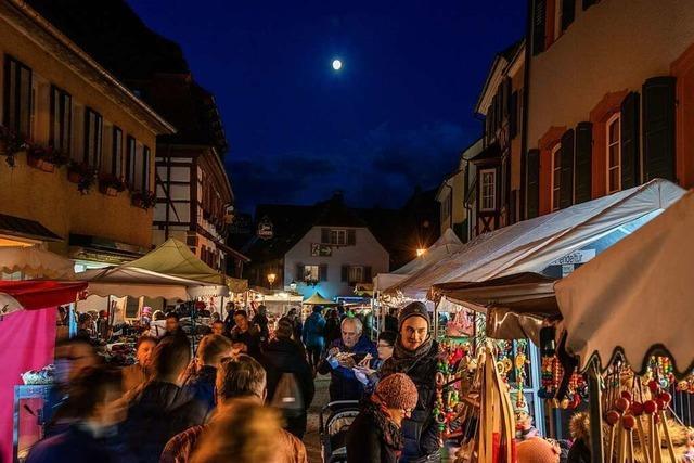 Der Martinimarkt in Ettenheim ist abgesagt