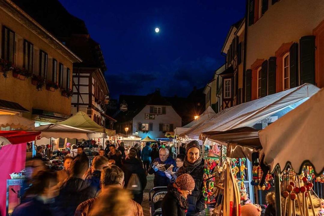 Gibt's dieses Jahr nicht: den Martinimarkt.    Foto: Olaf Michel