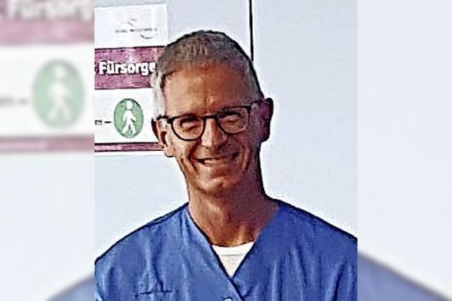 Neuer Ärztlicher Direktor