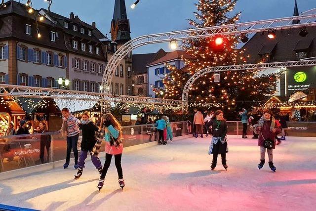 Ob es dieses Jahr eine Eisbahn in Emmendingen gibt, ist unsicher